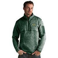 Men's Antigua Milwaukee Bucks Fortune Pullover