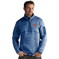 Men's Antigua New York Knicks Fortune Pullover