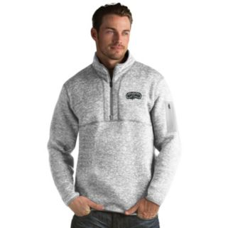 Men's Antigua San Antonio Spurs Fortune Pullover