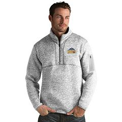 Men's Antigua Denver Nuggets Fortune Pullover