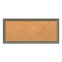Amanti Art Ornate Framed Cork Board Wall Decor