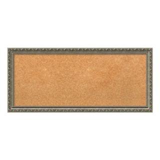 Amanti Art Ornate Framed Cork Board Wall Decor
