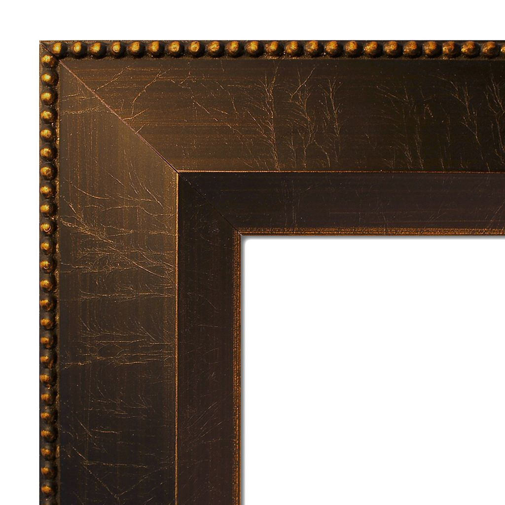 Amanti Art Bronze Finish Cork Board Wall Decor