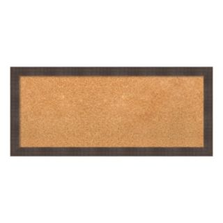 Amanti Art Medium Framed Cork Board Wall Decor