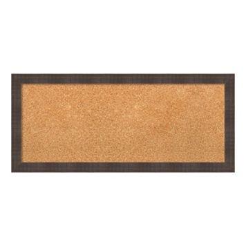 Amanti Art Medium Framed Cork Board Wall Decor