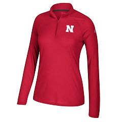 Women's adidas Nebraska Cornhuskers Ultimate Pullover