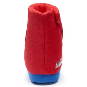 Marvel Spider-Man Toddlers' Boot Slippers