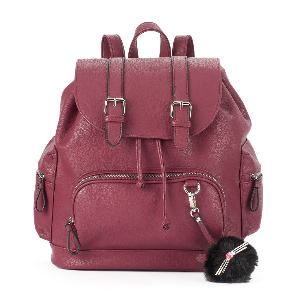 Candie's® Poppy Drawstring Backpack