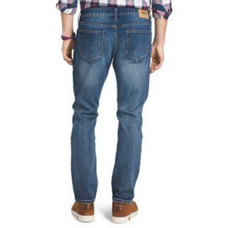 Men's IZOD Ultra Soft Straight-Fit Sportflex Stretch Performance Jeans