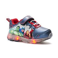 Marvel Avengers Toddler Boys' Light-Up Shoes