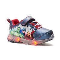Marvel Avengers Toddler Boys' Light-Up Shoes