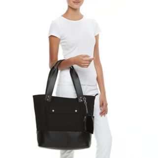 Candie's® Tote with Coin Purse