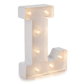 Darice LED Marquee Letter Table Decor