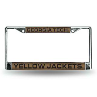 Georgia Tech Yellow Jackets License Plate Frame