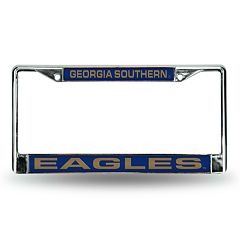 Georgia Southern Eagles License Plate Frame