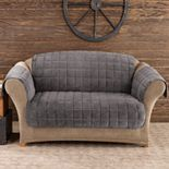 Sure Fit Deluxe Comfort Loveseat Slipcover
