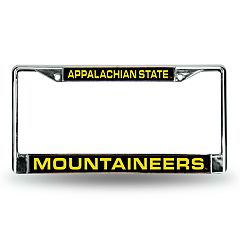 Appalachian State Mountaineers License Plate Frame