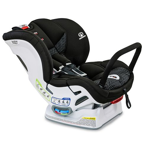 Britax Marathon ClickTight Anti-Rebound Bar Convertible Car Seat