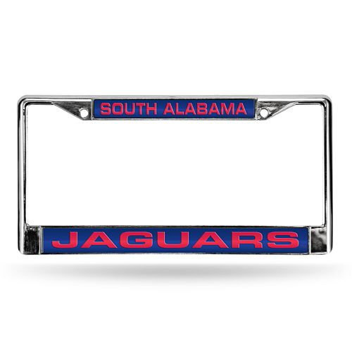 South Alabama Jaguars License Plate Frame