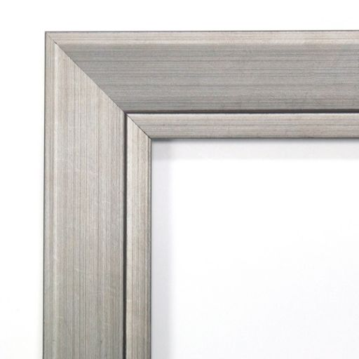 Amanti Art Small Modern Framed Cork Board Wall Decor