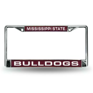 Mississippi State Bulldogs License Plate Frame