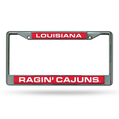 Lafayette Leopards License Plate Frame
