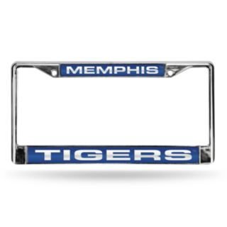Memphis Tigers License Plate Frame