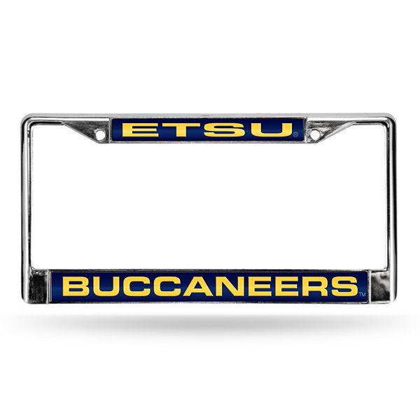 ETSU Buccaneers License Plate Frame