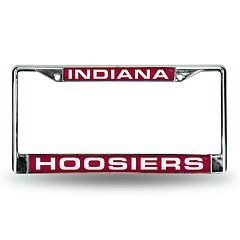 Indiana Hoosiers License Plate Frame