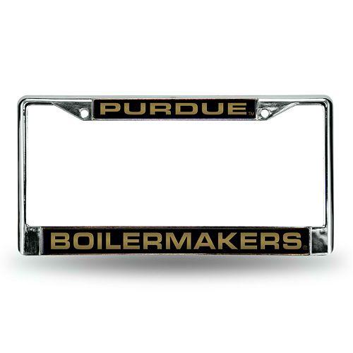 Purdue Boilermakers License Plate Frame
