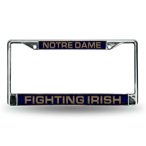 Notre Dame Fighting Irish License Plate Frame
