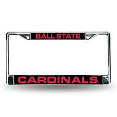 Ball State Cardinals License Plate Frame