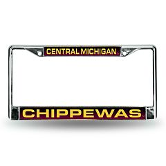 Central Michigan Chippewas License Plate Frame