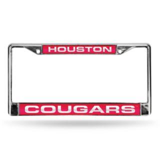 Houston Cougars License Plate Frame
