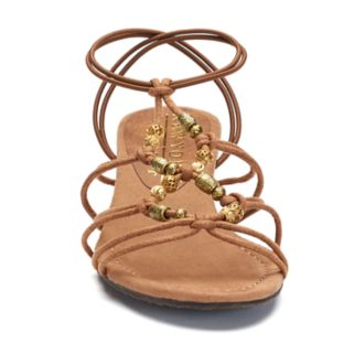 New York Transit Advanced More Women's Wedge Sandals