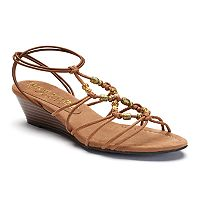 New York Transit Advanced More Women's Wedge Sandals