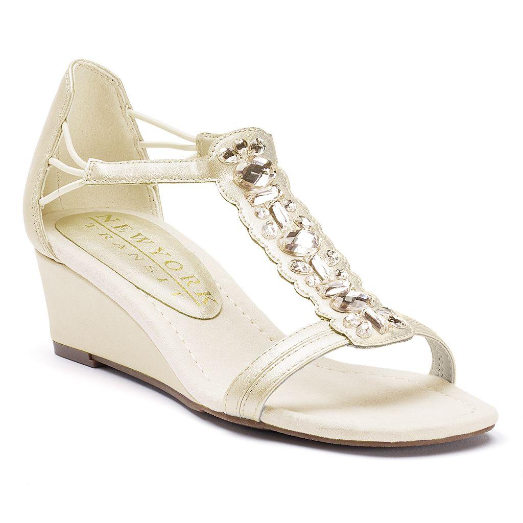 New York Transit Kindred Spirit Women's Wedge Sandals