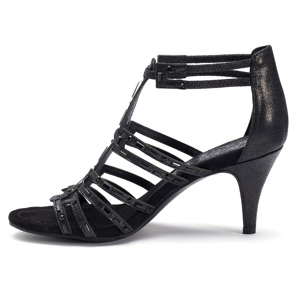 New York Transit Value Me Women's Dress Sandals