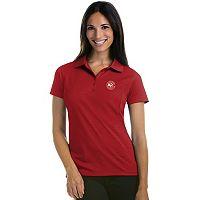 Women's Antigua Atlanta Hawks Pique Xtra-Lite Polo