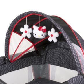 Hello Kitty® Serene Nursery Center Playard by Baby Trend