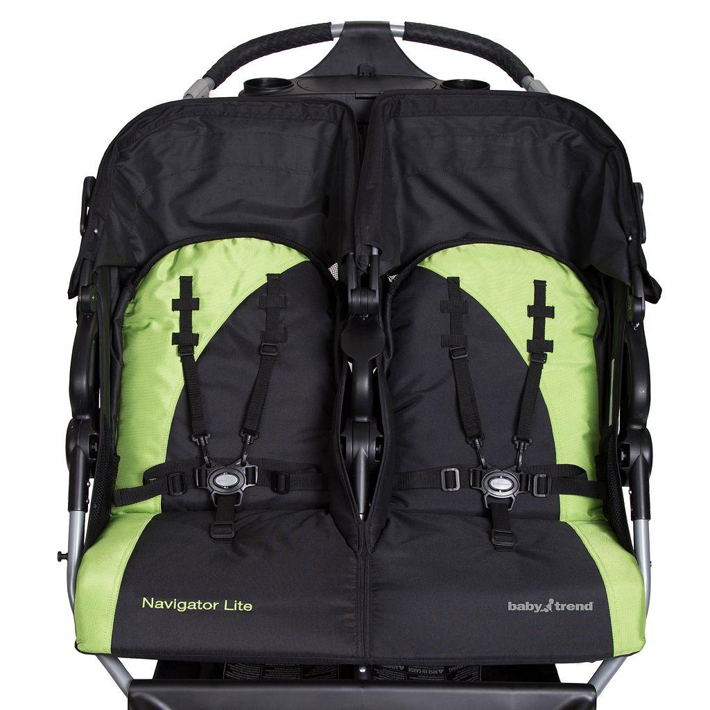 Baby Trend Navigator Lite Double Jogging Stroller