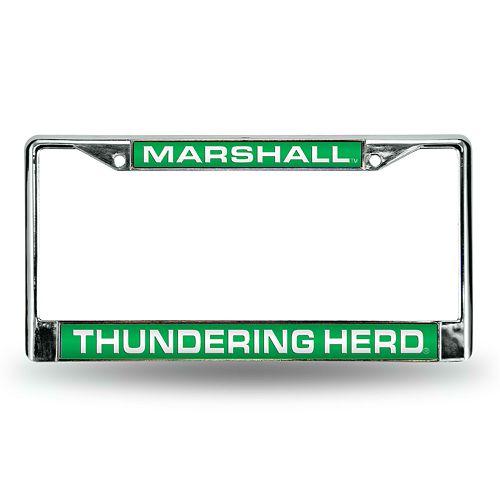 Marshall Thundering Herd License Plate Frame