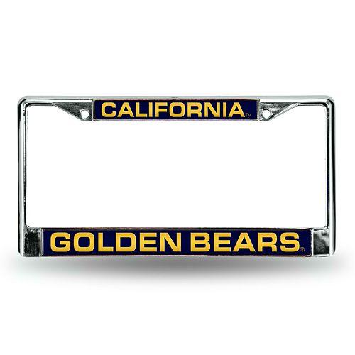 Cal Golden Bears License Plate Frame