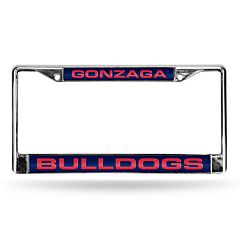 Gonzaga Bulldogs License Plate Frame