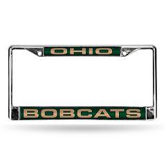 Ohio Bobcats License Plate Frame