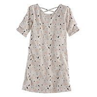 Girls 4-7 Jumping Beans® Print Swing Dress