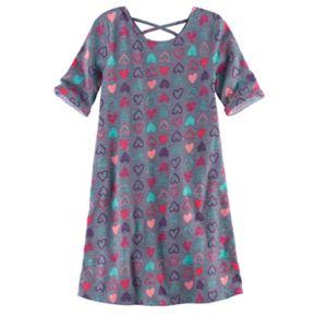Girls 4-7 Jumping Beans® Print Swing Dress