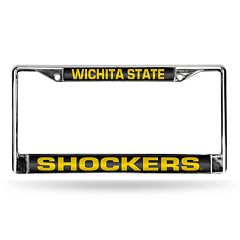 Wichita State Shockers License Plate Frame