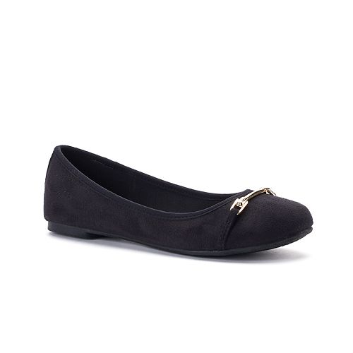 SO® Chat Women's Ballet Flats
