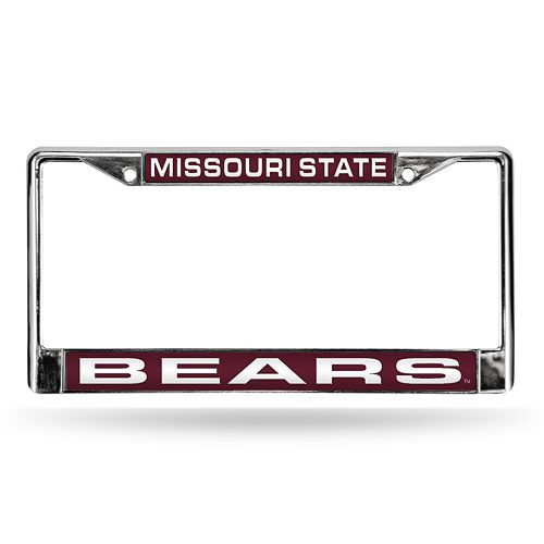 Missouri State Bears License Plate Frame